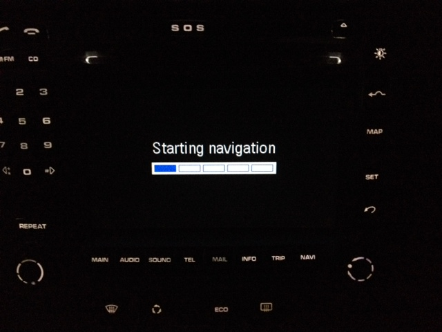 PCM / Navigation issue: Stuck DVD & Disc not recognised